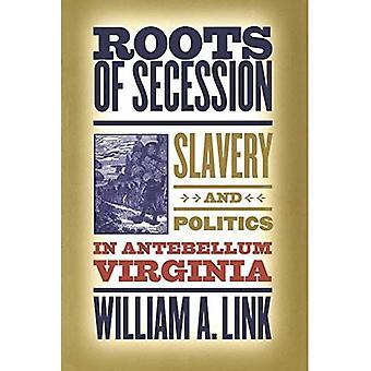 Juuret Secession: orjuuden ja politiikka Antebellum Virginiassa