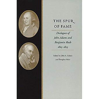 Sous l'impulsion du Fame: Dialogues de John Adams et Benjamin Rush, 1805-1813