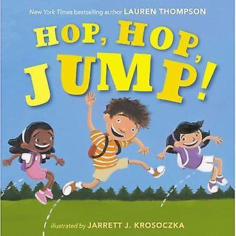 Hop, hoppa, hoppa!