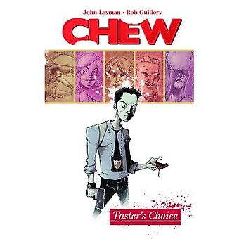 Chew bind 1: Smagers Choice