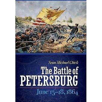 Slaget vid Petersburg, 15-18 juni 1864