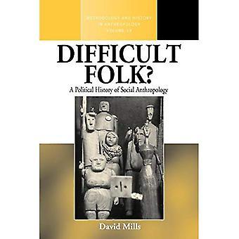 Schwierige Folk?: eine politische Geschichte der Ethnologie