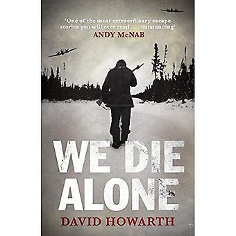 Me kuolemme yksin