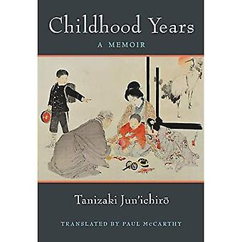 Années d'enfance: A Memoir (série de monographies de Michigan en études japonaises)