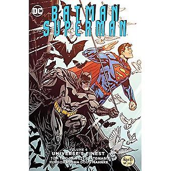 Batman/Superman Vol. 6: Os melhor de universo