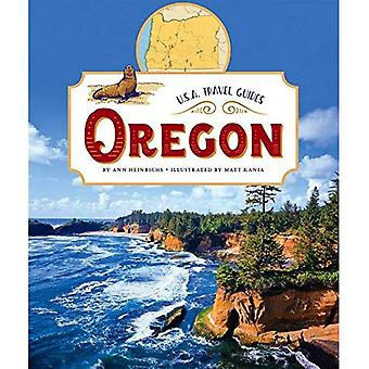 Oregon (U.S.A. Travel Guides)