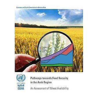 Trajecten naar de veiligstelling van de voedselvoorziening in de Arabische regio: een beoordeling van de beschikbaarheid van de tarwe