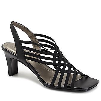 Bandolino Womens Dole Peep Toe Casual Strappy Sandals