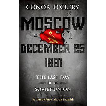 Moscou, 25 de dezembro de 1991 por Conor OClery
