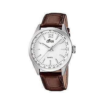 Lotus Analog quartz men's watch with leather 18149/1
