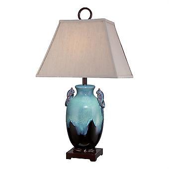 Lámpara de mesa de QZ/ánfora - Elstead iluminación Qz / QZ/ánfora