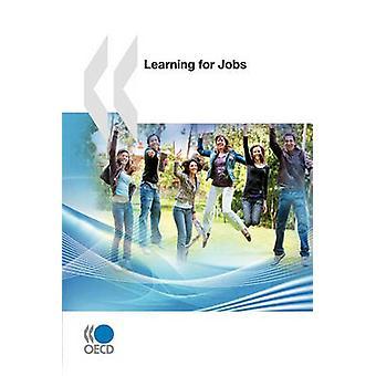 Comentarios de la OCDE de educación vocacional y formación aprendizaje de puestos de trabajo por publicación de la OCDE