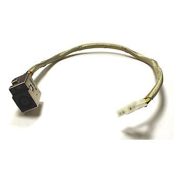 HP Pavilion DV7-1025EG Compatible Laptop DC Jack Socket With Cable