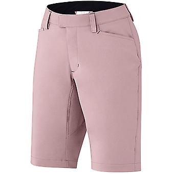 Shimano Pale Mauve Transit Path Womens Cycling Shorts