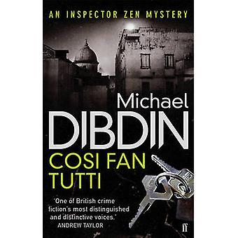Cosi Fan Tutti von Michael Dibdin - 9780571270842 Buch