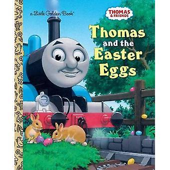 Thomas and the Easter Eggs (Thomas & Friends) by Golden Books - 97811