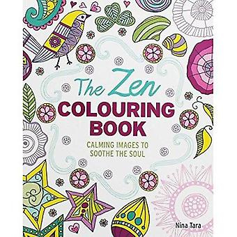 Zen Colouring Book by Arcturus Publishing - 9781785994500 Book