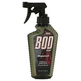 Bod Man Uppercut By Parfums De Coeur Body Spray 8 Oz (men) V728-540127