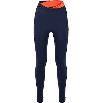 Santini Flashy Orange 2018 Mode Sfida Damen Radsport Hose
