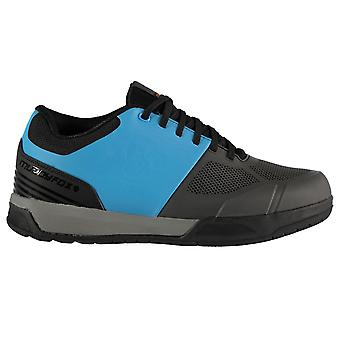 Muddyfox Mens Flat100 Lace Up Cycling Sports Shoes Trainers Pumps Sneakers