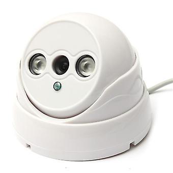 Day&night vision sorveglianza digitale cctv telecamera di sicurezza bianco