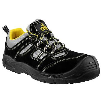 Amblers Safety Mens FS111 Lightweight Lace up Safety Trainer