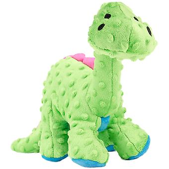 goDog Dinos Bruto with Chew Guard Large-Green 770165