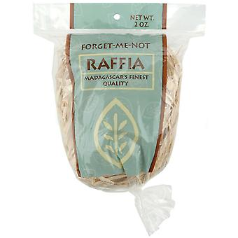 Natural Raffia 2 Ounces U2na