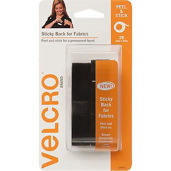 Velcro R Brand Sticky Back For Fabric Tape .75X24