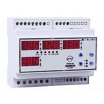 ENTES EPM-04-DIN ENTES EPM-04-DIN Programmable Rail Mounted Multimeter