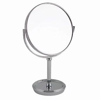 5x Magnification Pedestal Chrome Mirror