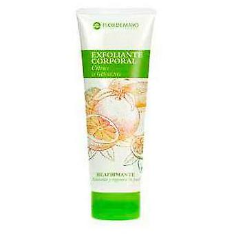 Nature Sense Citrus Body Scrub With Ginseng 230ml