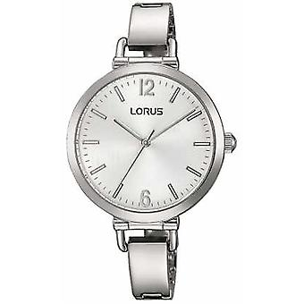 Lorus Womens Stainless Steel Silver Dial RG265KX9 Watch