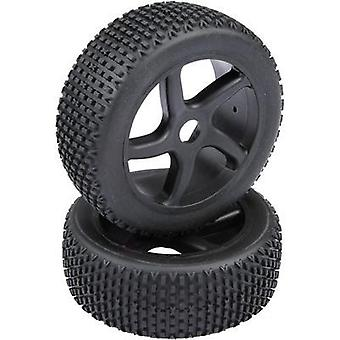 Reely 1:8 Buggy Wheels Multipin 5-spoke