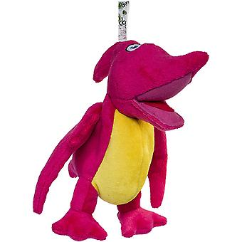GoDog Dinos Pterodactyl With Chew Guard - Small-Pink 773018