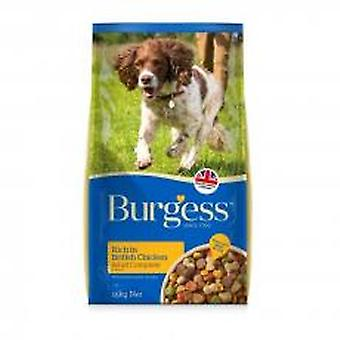 Burgess Free From Artificial Colours And Flavours Rich In Chicken 15kg