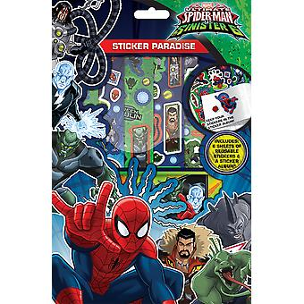 Ultimate Spiderman vs sinistere 6 Sticker paradijs Childrens activiteit cadeau