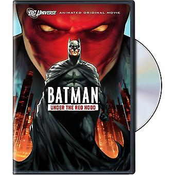 Batman: Under the Red Hood [DVD] USA import
