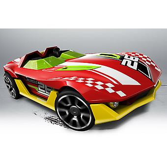 Hot Wheels Hyper Racer L & S Yur So Fast ™