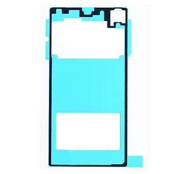 Battery cover film for Sony Xperia Z1 C6903 sticker