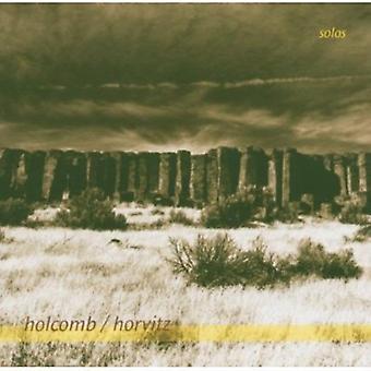 Holcomb/Horvitz - soloer [SACD] USA import