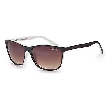 Bloc Coast Sunglasses - Brown / White