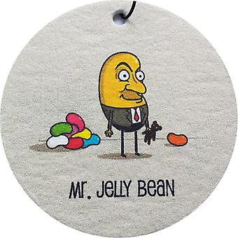 Mr Jelly Bean Car Air Freshener