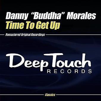 Importazione di Danny Morales - tempo di Get Up [CD] Stati Uniti d'America
