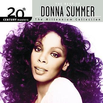 Donna Summer - bästa av Donna Summer-Millennium Collection [CD] USA import