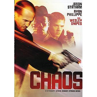 Chaos [DVD] USA import