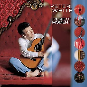 Peter White - Perfect Moment [CD] USA import