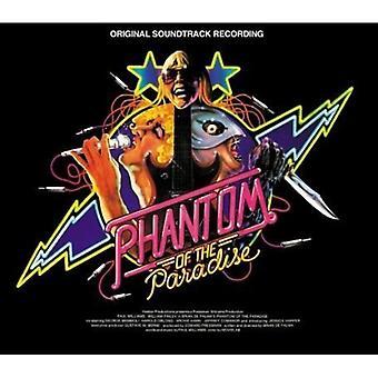 Paul Williams - Phantom of Paradise [CD] USA importen