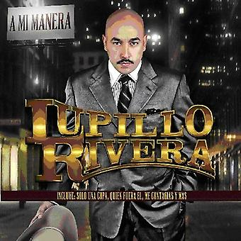 Lupillo Rivera - MI Manera [CD] USA import