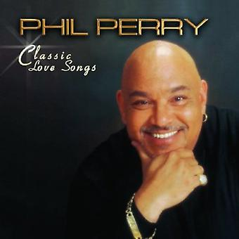 Phil Perry - Classic Love Songs [CD] USA import